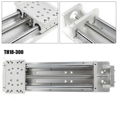 Th18-300 Manual Sliding Table Ball Screw Linear Slide Stage Cnc 300mm