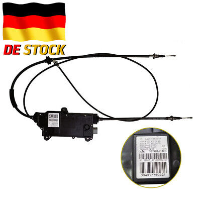 Handbremse Feststellbremse Steuergerät Mercedes Benz S W221 CL C216 A2214302849