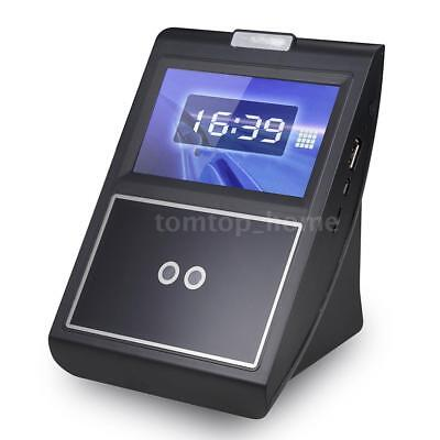 Biometric Face Recognition Time Attendance Machine Equipment Access Control E9d3
