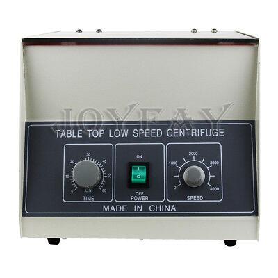 110v Electric Tabletop Lab Centrifuge 4000rpm 650ml Ld-3