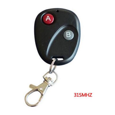 315MHz RF Remote Control Key Garage Gate Door Transmitter DC12V BSG