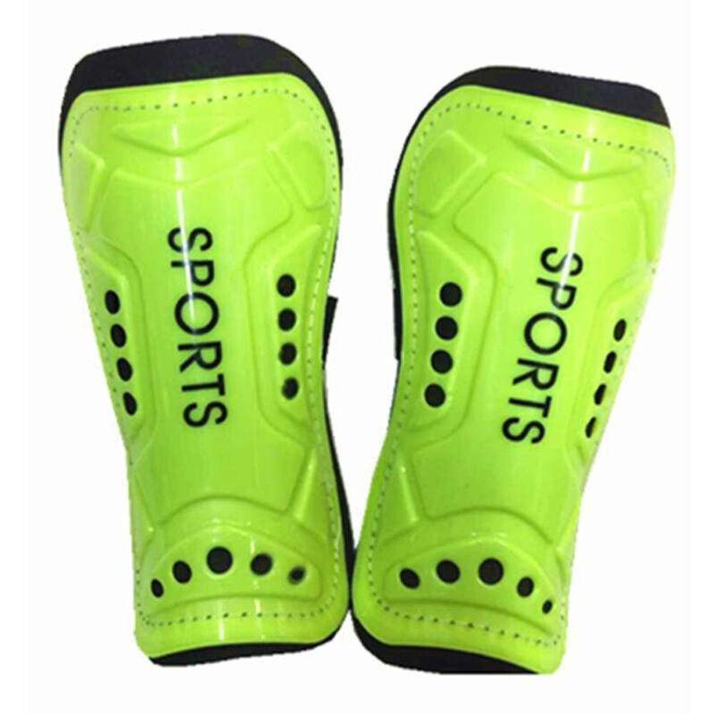 Useful Adult Light Soft Football Soccer Guards Shin Pads Spo