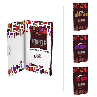 Hershey's Special Dark Mildly Sweet Chocolate Candy {YOU'RE THE BEST} Gift