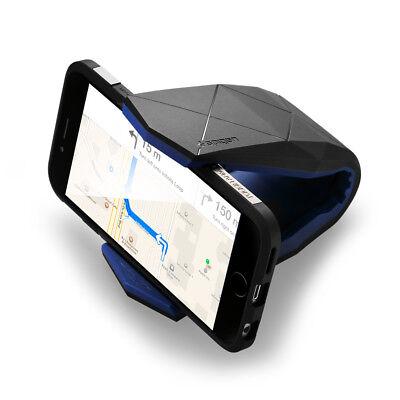 Spigen® [Stealth] Universal Dashboard Car Mount Holder Alligator Clip Anti-Slip