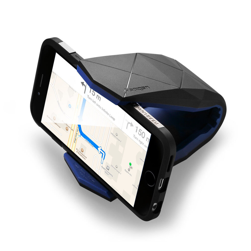 Spigen®  Universal Dashboard Car Mount Holder Alligator Cli
