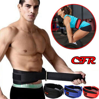 CFR Newest Men/women Lumbar Lower back Support Belt Brace for pain relief (Weight Lifting Belt For Lower Back Pain)