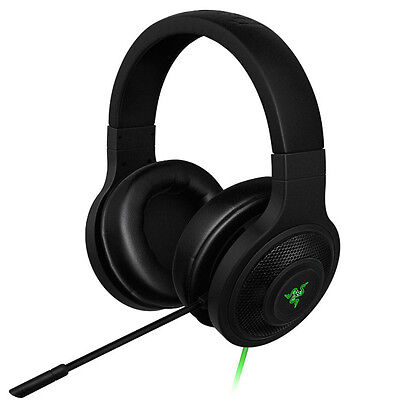 Razer Kraken Usb Essential 7 1 Surround Sound Gaming Headset For Pc Ps4