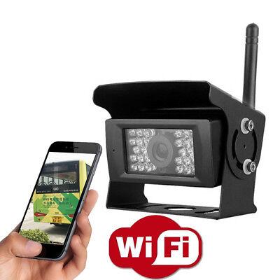 WLAN WIFI Funk kabellos  Rückfahrkamera für  Android IOS Iphone Smartphone APP Wlan Kamera Iphone