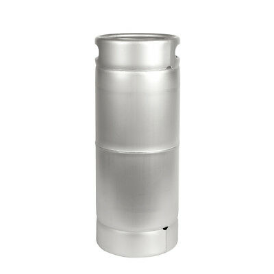 16 Barrel Sankey D Commercial Beer Keg New - 5.25 Gallon Dual Handle Ships Free
