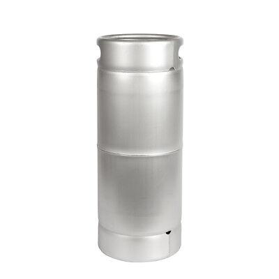 16 Barrel Sankey D Commercial Beer Keg New - 5.25 Gallon Dual Handle Ships Free
