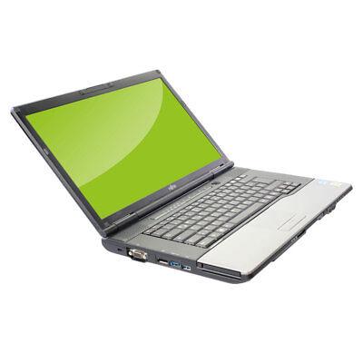 Fujitsu LifeBook E752 Notebook Intel Core i3 2 x 2,4GHz 8GB RAM 320GB HDD Win10 Notebook-intel Core