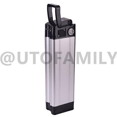 DuraB 36V 10ah Lithium Li-ion Power E-bike Battery for Electric Bicycle Fish-1