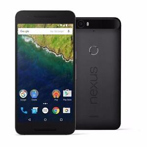 SLIGHTLY USED HUAWEI NEXUS 6P BLACK