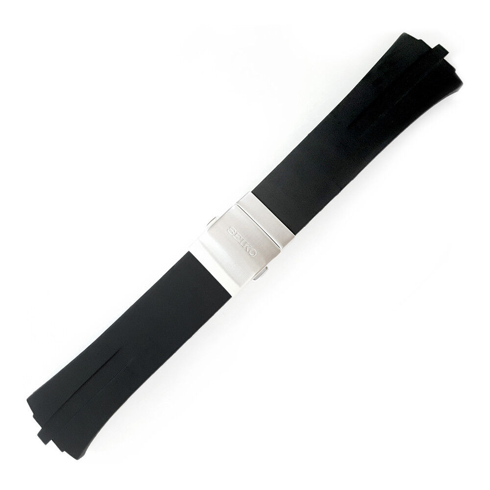 Seiko Rubber Watch Band Arctura Kinetic SNL013 SKA207 5M62-0