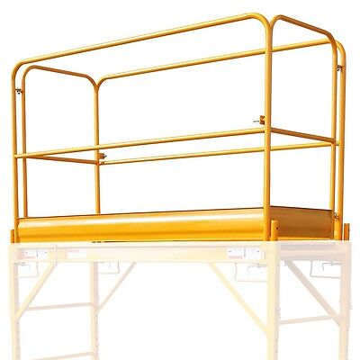 New Multi Function Guardrail Scaffolding Accessories Used Wrolling Scaffold