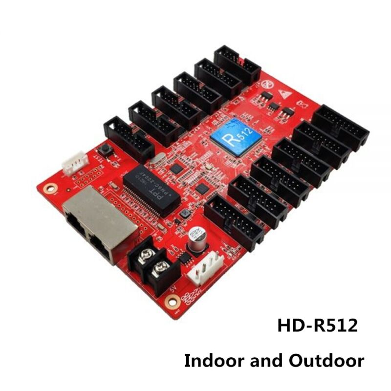 HD-R512 Full Color LED Screen Synchronous Asynchronous Receiving Card