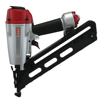 Max Nf665a15 15-gauge Superfinisher 2-12 In. Angled Finish Nailer New
