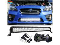 """Wirings Kit For Toyota FJ Cruiser 30/"""" LED Light Bar Spot Flood Combo Bumper"""
