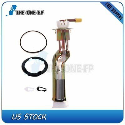 Electric Fuel Pump & Sender Assembly For 1994 1995 Ford Mustang V8 5.0L E2191H ()