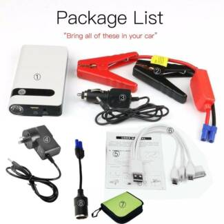 20000mAh Car Jump Starter USB Power Bank battery charger  NEW