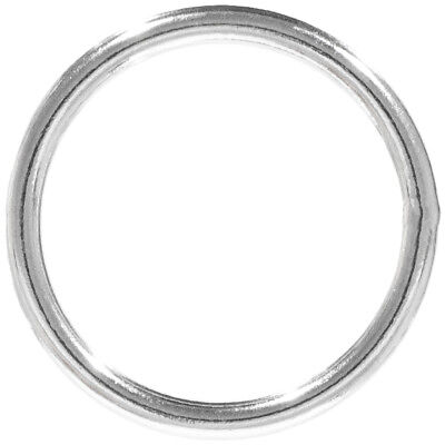 Welded Steel O-Rings – Great for DIY Projects, Decoration & Art - Ornament Craft Projects