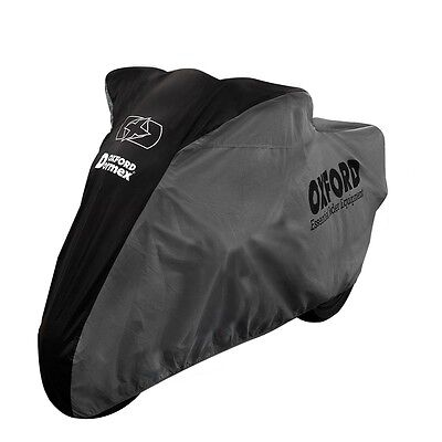 Oxford Dormex Indoor Motorcycle Breathable Dust Cover Large Size L CV403 New...