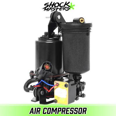 1990-2011 Lincoln Town Car Air Suspension Air Compressor with 1 Outlet Dryer - Lincoln Town Car Air Suspension Compressor