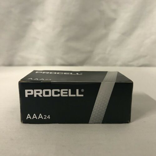 24 New AAA Procell Alkaline Batteries by Duracell PC2400 EXP 2026