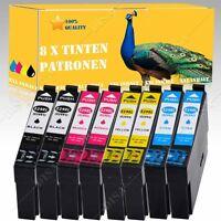 Ab 1-20 No Originales Cartuchos De Tinta Compatible Para Epson Xp332/xp335 - epson - ebay.es