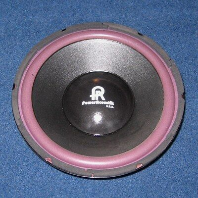 Power Acoustik Woofer - New Vintage .  Power Acoustik 12