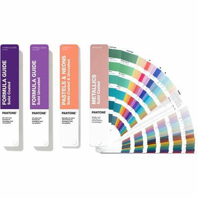 Pantone Formula Guides Solid Guide Set Gp1605a Spot Colors For Graphics Print