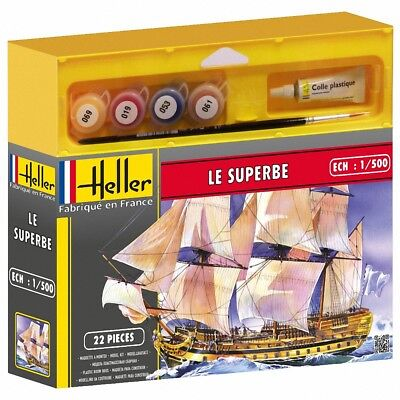 Heller 1/500 le Superbe Set Regalo 49067