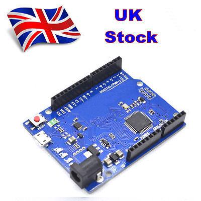 Leonardo R3 Pro Micro ATmega32U4 Board Arduino Compatible IDE + USB Cable 01075