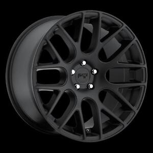 "NEW 19"" NICHE CIRCUIT M110 RIM & TIRE PACKAGES --- WWW.TIRERIMSHOP.COM"