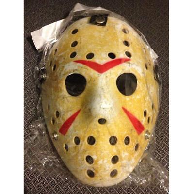 Mask Jason Friday The 13th Hockey vs FREDDY Movie Halloween Costume - Friday The 13 Vs Halloween