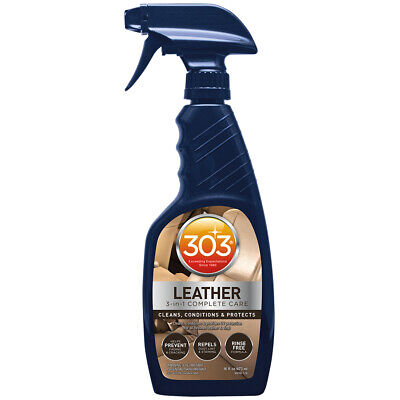 303 30218 AUTOMOTIVE 3 IN 1 LEATHER COMPLETE CARE 16FL