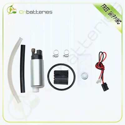 New Electric Fuel Pump With Installation Kit 255LPH F20000169