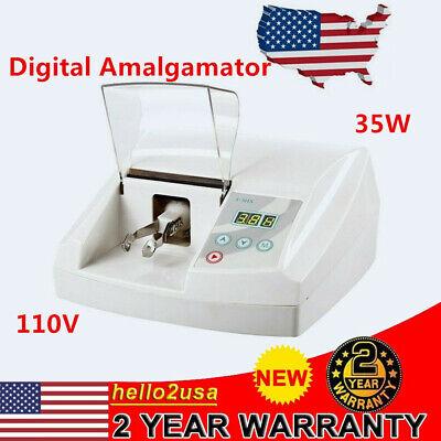 35w High Speed Dental Lab Digital Amalgamator Amalgam Capsule Mixer Imix
