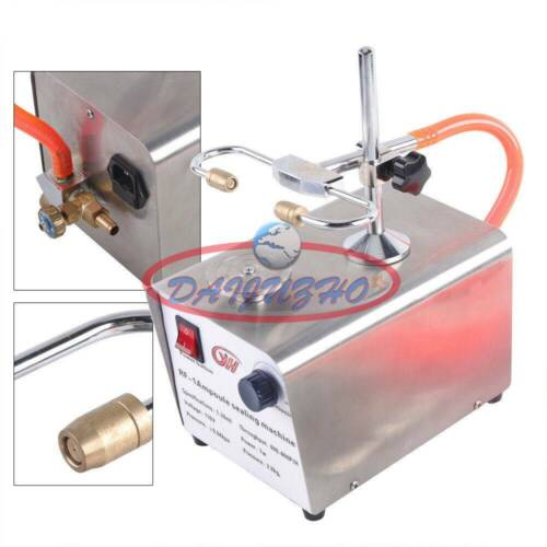 Type Ampoule Melting And Ampoule Sealing Sealer Machine For Lab Seal RF-1