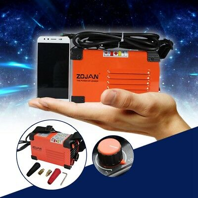 Mini Handheld Mma Electric Welder 220v 20-250a Inverter Arc Welding Machine Tool