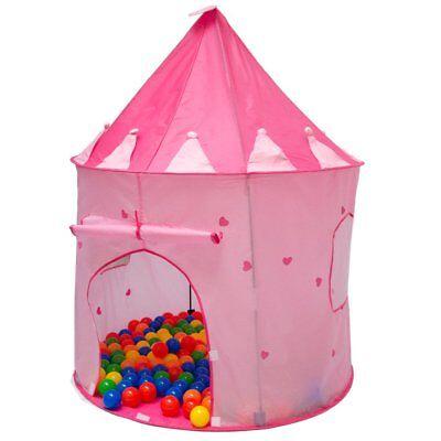 Tenda gioco per bambini principessa SHANTI | faciele da montare | leggera (V9j)