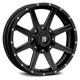 "20"" Ballistic Razor Alloy Wheels to suit Landcruiser Toowoomba 4350 Toowoomba City Preview"