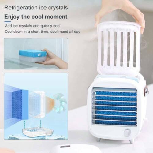 Like Portable Air Fan Personal Air Tray