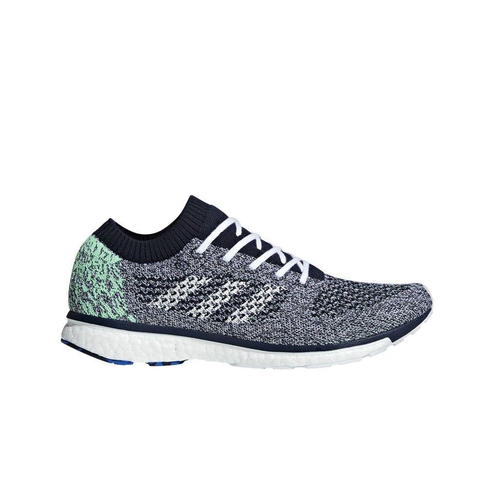 Adidas Adizero Prime Boost (Legend Ink/Cloud White/Blue) Men's Shoes BB6565