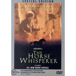THE-HORSE-WHISPERER-NEW-SEALED-R4-DVD-Robert-Redford