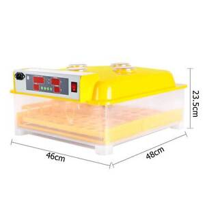Automatic 48 Egg Incubator Yellow Brisbane City Brisbane North West Preview