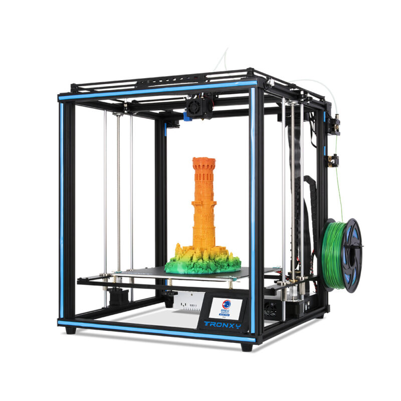 TRONXY Corexy 3D Printer X5SA Auto Level 330*330*400mm High Accuracy DIY 24V US