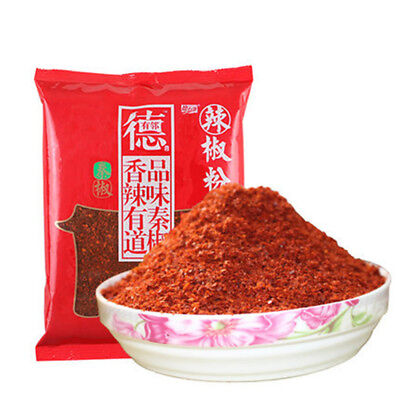 100% Pure 500g Origin Dried Red Pepper Powder Kimchi Spicy powder Chili Flakes