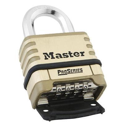 Master Lock 1175d Proseries Resettable Combination Padlock