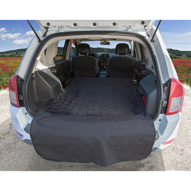 Comfort Large Car Dog Cat Pet Boot Cover Liner Protector Mat Non-Slip Waterproof